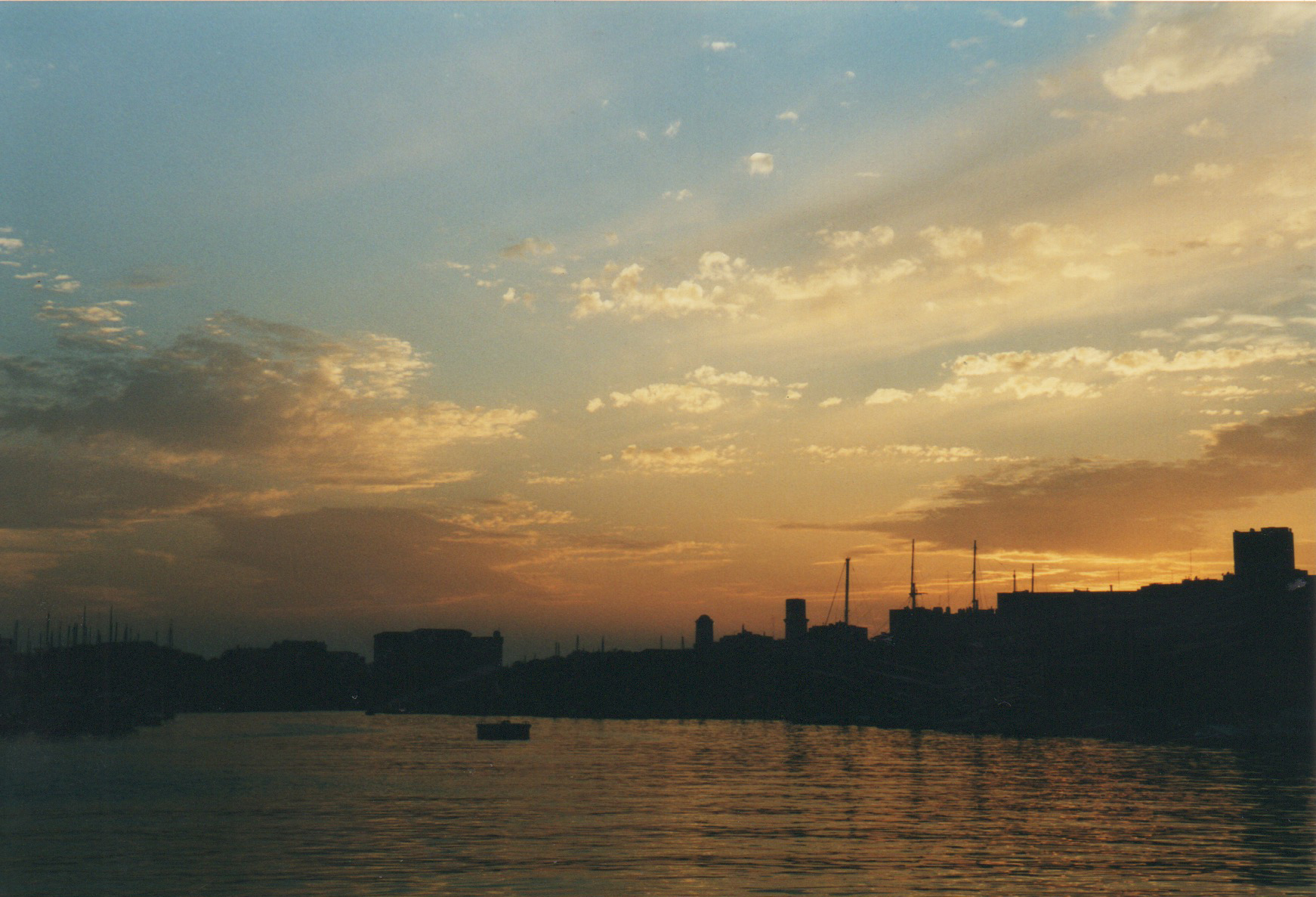 Marseille &  Dijon ~ Sept 2000 ~ part 1~Marseille