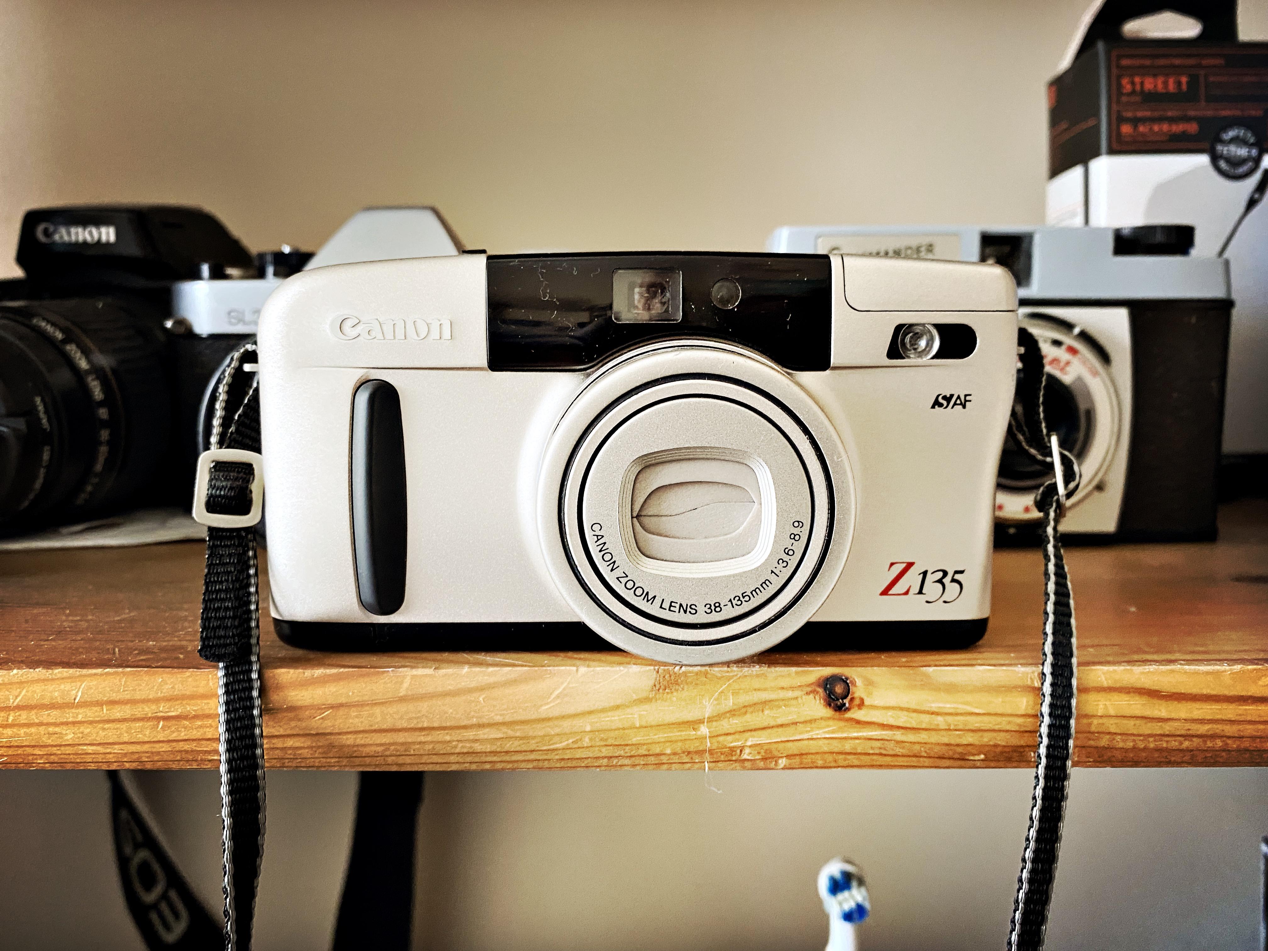 Canon Sureshot Z135 ~ 2021